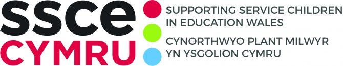 Ssce Cymru Logo